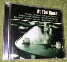 At The Diner CD w/ Duane Eddy Elvis Presley Chuck Berry Carl Perkins Everly Bros