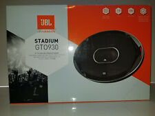 """JBL Stadium GTO930 6""""x9"""" 3-way car speakers 330 WATTS PEAK GRILLS FREE SHIPPING"""