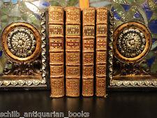 1743 Complete Works Jean-Baptiste Rousseau Poet French Theatre Complete 4v Set