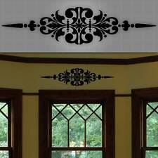 "Decorative Window Accent Decal, Door Accent Sticker, Wall Home Decor - 32"" x 8"""