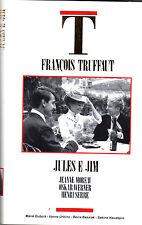 Jules e Jim (1961) VHS 1a Ed.   Francois TRUFFAUT