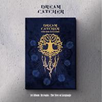 "K-POP DREAM CATCHER ""Dystopia : The Tree Of Language"" [ 1 PHOTOBOOK + 1 CD ] L."