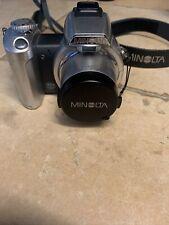 Minolta 10X Optical Zoom 38-380mm