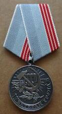 ORIGINAL VINTAGE CCCP SOVIET  USSR RUSSIAN  MEDAL
