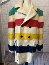 Vintage men's HUDSON'S BAY Point blanket coat jacket