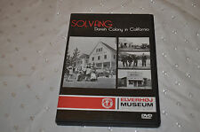 SOLVANG DANISH COLONY IN CALIFORNIA DVD ELVERHEJ MUSEUM OF HISTORY ART