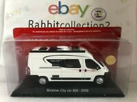 "DIE CAST PASSIONE CAMPER "" BURSTNER CITY CAR 600 - 2009 "" SCALA 1/43"