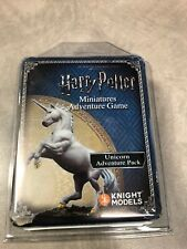 Harry Potter Miniatures Game Unicorn Adventure Pack Knight Models