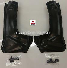 New Genuine Mitsubishi Lancer Evolution 9 Rear Splash Shield Fender Liner EVO IX