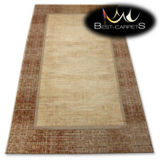 "TRADITIONAL AGNELLA RUGS sand frames ""STANDARD"" modern designs carpet"