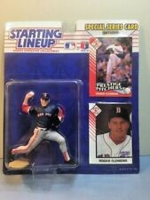 1993 Starting Lineup Boston Red Sox Pitcher Roger Clemens NIP