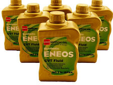 6 Quart Nippon Oil Eneos CVT Continuously Variable Transmission Fluid Synthetic