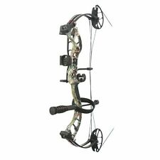 NEW 2019 PSE Archery UPRISING Compound Bow PACKAGE 50# Womens Youth Kids CAMO