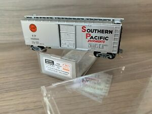 N Scale Micro-Trains Southern Pacific SP 162800 Box Car Special Run NCS 00-37