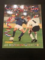 Panini Euro 96 Empty Album-Swiss Edition-Very Good -Original