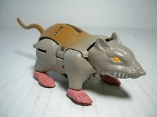 D0000071 BEAST WARS RATTRAP RAT TRAP WITH GUN COMPLETE
