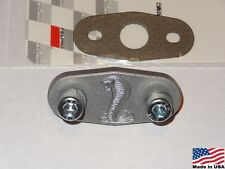 96-04 4.6 Mustang GT or Cobra Billet Aluminum EGR delete plate kit (With Snake)