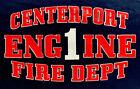Centerport Fire Department Suffolk County Long Island NY T-Shirt Sz 3XL NEW FDNY