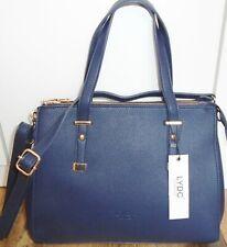 LYDC London Designer Navy Blue Bag - Gift Idea