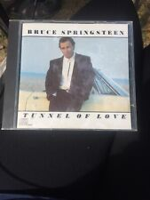 Tunnel of Love by Bruce Springsteen CD 1987 Columbia House