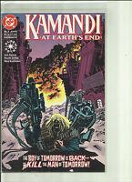 KAMANDI: AT EARTH'S END #1 (OF 6) - DC COMICS 1993