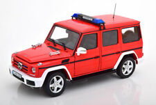 1:18 iScale Mercedes G-Class W463 fire engine 2015