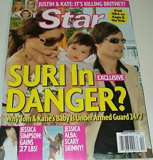 Tom Cruise Katie Holmes Suri Halle Berry Demi Moore Britney Spears Lindsay Lohan