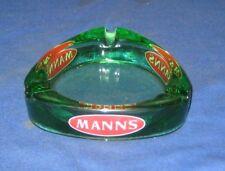 Vintage Manns  Ale Glass Ashtray