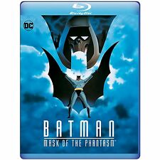 BATMAN : MASK OF THE PHANTASM -  Blu Ray - Sealed Region free for UK