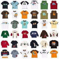 NWT GYMBOREE Baby Boys Tee Tank Shirt Spring/Summer/Fall/Winter