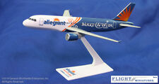 Flight Miniatures Allegiant Air Airbus A320 Make A Wish Foundation 1:200 Scale