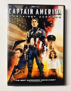 Captain America The First Avenger DVD (2011) Region 4 | Free Postage