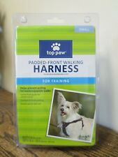 New! Top Paw Padded Front Walking Training Harness for Dogs - Small  (9572)