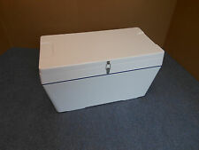 RIB Boat Deck storage locker - Console Rigid inflatable and boat seating