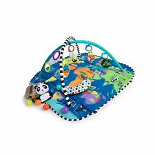 Baby Einstein 5-in-1 Journey of Discovery Activity Gym and Play Mat, Ages New.