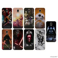 Star Wars Custodia/Cover per Samsung Galaxy J3/J5/J7 2015/2016/2017/Silicone Gel