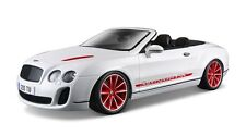 Bentley Continental Supersports Convertible ws, Bburago Diamond Collezione 1:18