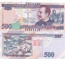 HONDURAS.2014.500. LEMPIRAS,UNC (R)