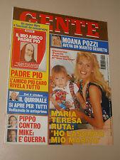 GENTE 1994/40=HONDA CIVIC 5 PORTE=MARIA SCICOLONE=DALILA DI LAZZARO=MOANA POZZI=