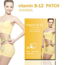 VitaPatch Garcinia Cambogia and Vitamin B12 Slimming Patches 30 DAY SUPPLY