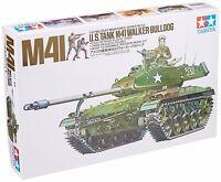 New Tamiya 1/35 Military No.55 American light tank M41 Walker Walker Bulldog F/S