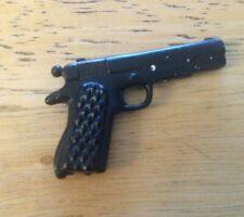 "VINTAGE ""ACTION MAN"" SAS BLACK COLT GUN"