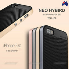 iPhone 5s Case / SE Case, Genuine UCASE NEO HYBRID Shockproof Cover for Apple