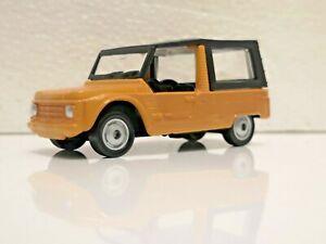 🚓 WELLY NEX CAR Scale Model 1:60 1/60 BOX 1968 Citroen MEHARI