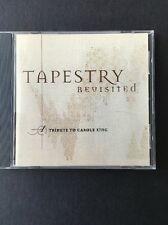 Tapestry Revisited - Tribute to C King  CD (1995) Faith Hill, Celine Dion, Bee G