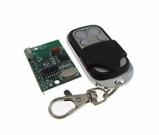 4 Channel 433MHz Remote Control & Receiver module Decoder - Hopping Code