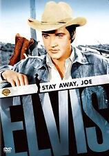 Elvis Presley Stay Away -  DvD Neu+in Folie eingeweißt 1xDvD #L2