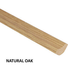 Natural Oak Scotia Beading Laminate- 10 x 1.2m lengths- Edging Trim- 12m²