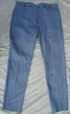Civil War Uniform Light Blue Pants Union Artillery Battery Reenactor 40 x 37 A
