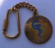 Vintage Keychain Sarajevo Keyring Vele Pharmaceutical